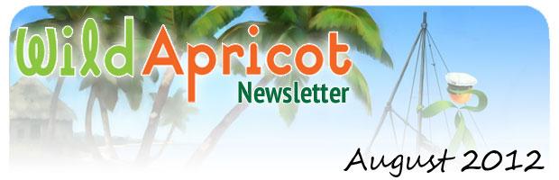 Wild Apricot Newsletter August 2012