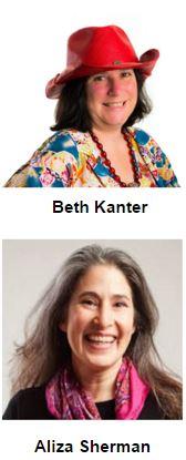 Beth Kanter and Aliza Sherman