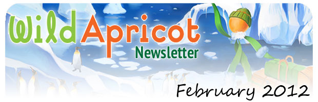 Wild Apricot Newsletter February 2012