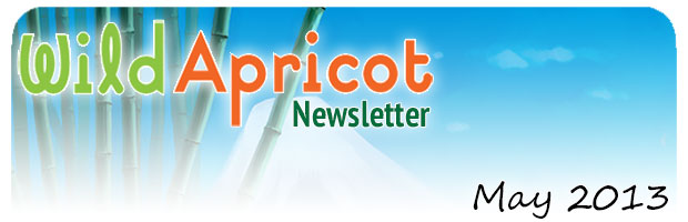 Wild Apricot Newsletter May 2013