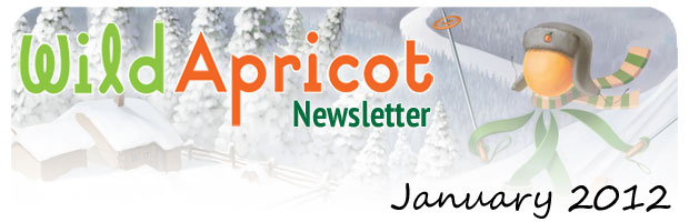 Wild Apricot Newsletter January 2012