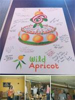 Wild Apricot Party Photos on Facebook