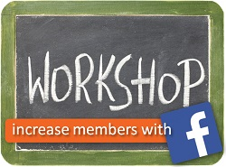 Increase Members with Facebook Ads