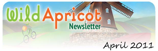 Wild Apricot Newsletter - April 2011