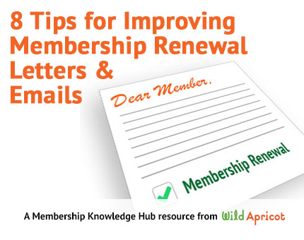 How to build a better membership application form